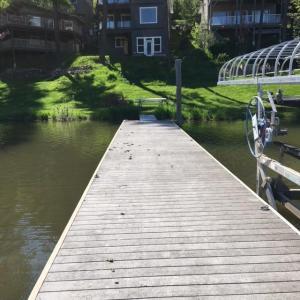 Trex dock, great shape