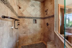 Duplicate luxury master suites! One on each floor