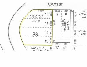 1st and Adams St, Spirit Lake, ID 83869
