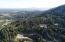 Hillside view of Erickson Estates toward Hayden Lake