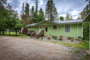 Located on 1.91 acres. Great location and has beach access to Pend Oreille River!