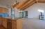 Open Kitchen, Living Room Floorplan
