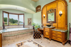 Master Bath with a View!