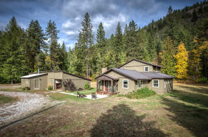 3907 Upper Pack River, Sandpoint, ID 83864