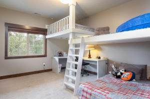 Custom bunk beds