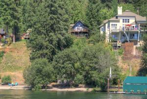 Main from Lake