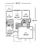 Sedona Floor Plan - Main