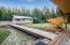 Main Home - Pebble Path & Bridge