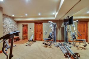 Exercise Room Fully equipped