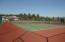 Tennis Court Included With HOA