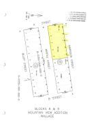 NKA Lots 1,2,3,4,5 Block 8, Wallace, ID 83873