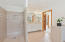 Walk-in/Roll-in Shower & Heated Floors