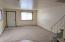 #506 Front door and living room