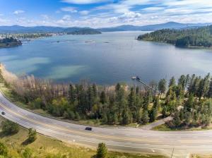 Lake Coeur d'Alene Views