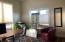 Front bedroom/office/flex