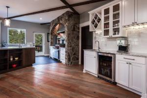 Granite and Steel Countertops