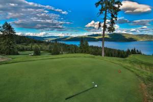 Golf Course Spectacular Views