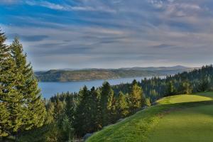 Rock Creek Golf Course Views