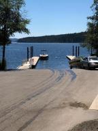 Sunup Bay Boat launch