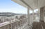 View of Coeur d'Alene Lake from Covered Deck
