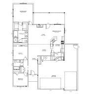 Spruce RV floor plan