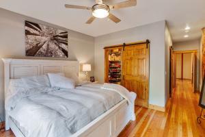 Master Bedroom retreat