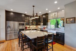 Luxury remodel of Kitchen