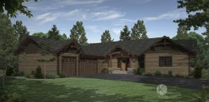 19051 W PANTHER ROCK CT, Hauser, ID 83854