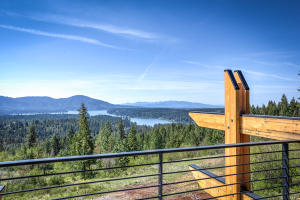 Views of Hayden Lake