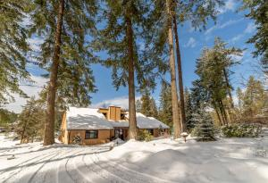 Set back off the road, convenient circular driveway leads to this beautiful home.