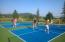 6 New Pickle Ball Courts