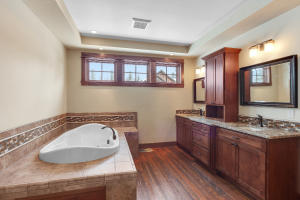 Master ensuite-Spa-like retreat