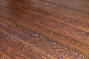 Stunning Douglas Fir floors