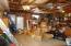 garage with new auto door opener