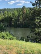 Lot view south, lake