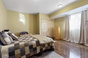 Daylight Basement Bedroom #1