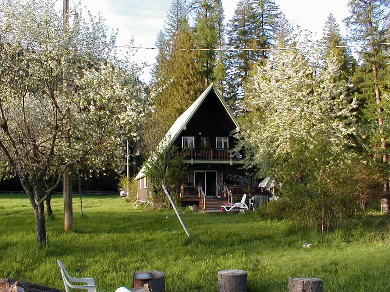 photo of 5093  Trout Creek Rd Calder Idaho 83808