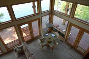 Dining Room from Loft