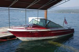 Covered Boat Slip