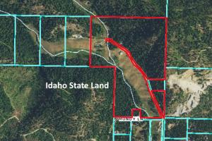 Bordering State Land