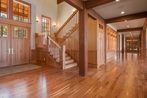 Beautifully Crafted Foyer