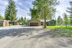 27006 North Rourke Road, Spirit Lake, ID 83869