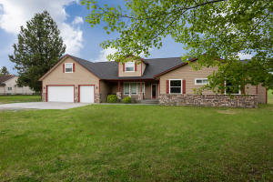 Beautiful home on acreage with amazing Hauser Lake View. 3 Beds, 3.5 Baths, HUGE bonus room and 3 car garage. PRE Inspected!