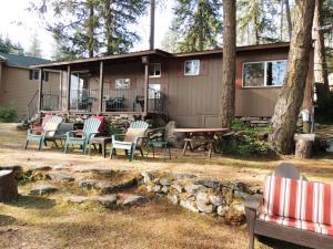 Spokane River Cabin