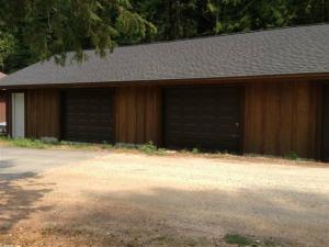 Garage & Golf Cart Garage