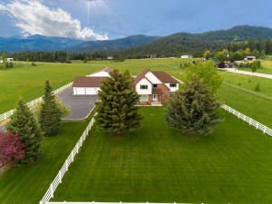 Gorgeous home on 5 acres with 40x70 shop. Just minutes to Coeur d'Alene