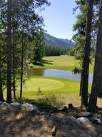 Actual Photo take while on the site. Looking over the Green #2 & Pond down the 2nd Fairway at Hills Resort Golf Course