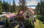 4bd, 3ba, 2672 sf with Lake Views near Sun Up Bay on half an acre. Private, nature filled beauty to live a beautiful life.