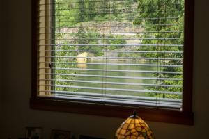 River views from guest room