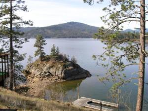 Island Low Water Dock
